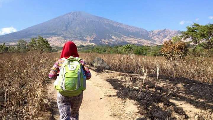 4D-3N Trekking Rinjani Summit and Lake