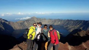 2D-1N Trekking Mount Rinjani Summit