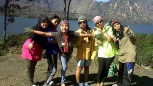 3D-2N Hiking Rinjani To Segara Anak Lake